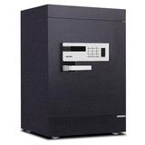 得力4090电子防盗3C 指纹密码保险箱 家用办公入墙保险柜